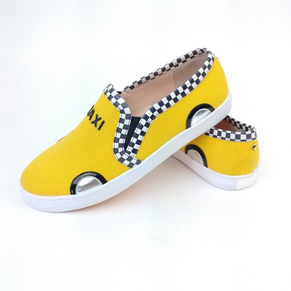 dfd7ae93917 kate spade Shoes - Kate spade Taxi slip on 7.5
